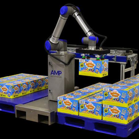 Robot Manufacturers - Cobot - Compact Palletizer