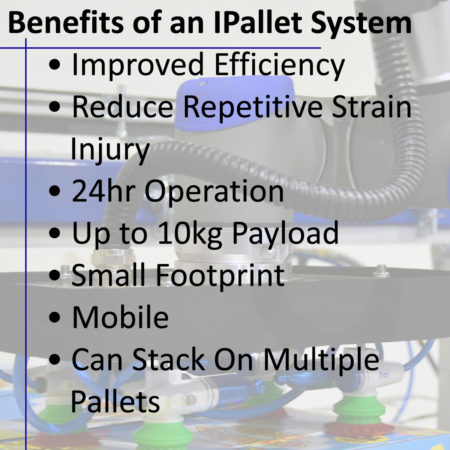 Benefits IPallet